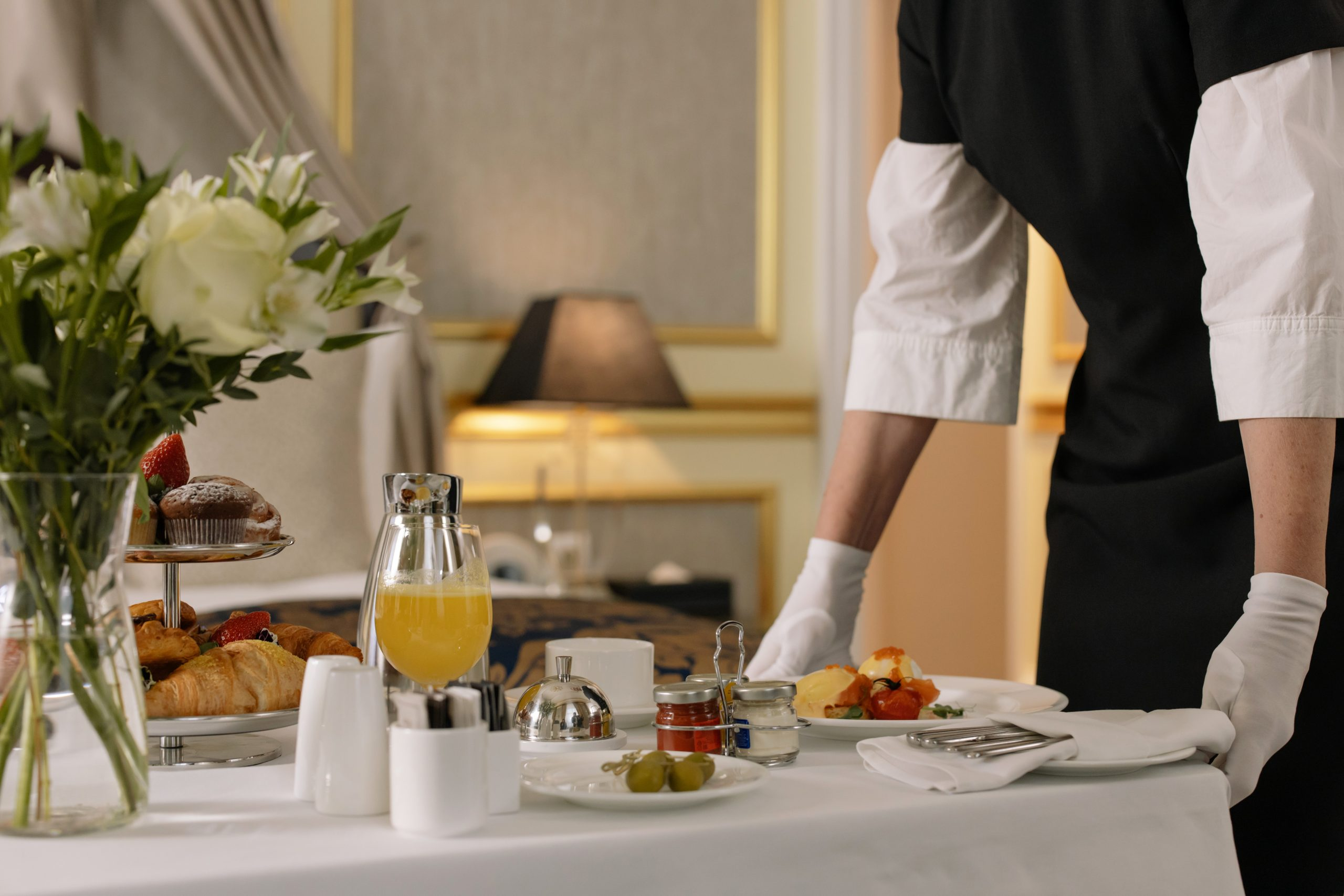 cleanliness catering industry